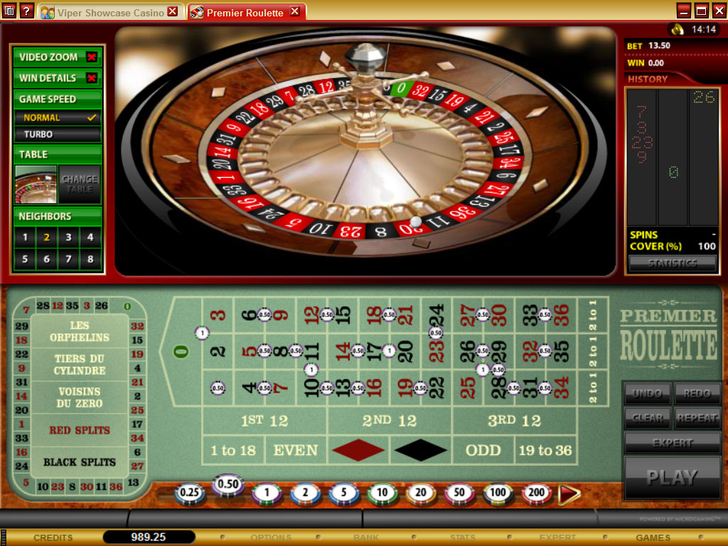 Premier-Roulette-screen-shot