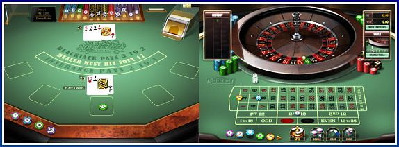 Online Blackjack And Roulette Game